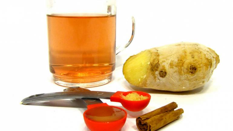 Health Benefits of Ginger Tea